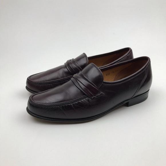 Allen Edmonds Other - Allen Edmonds Bergamo Slip-Ons Loafer Shoes Sz 8.5